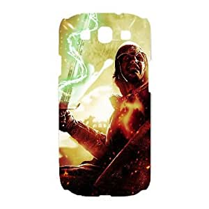 HD Beautiful image for Samsung Galaxy S3 Cell Phone Case White dragons dogma mystic knight HOR5695222