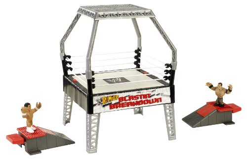 WWE Rumblers Blastin Breakdown Playset