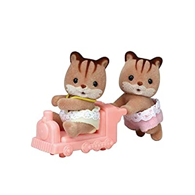 Calico Critters Hazelnut Chipmunk Twins: Industrial & Scientific