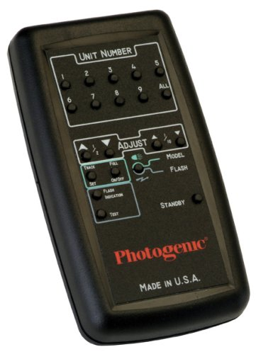 Photogenic Wired Remote Digital Flash Power Display Unit for the PowerLight 1250 Monolight. PLDD-1