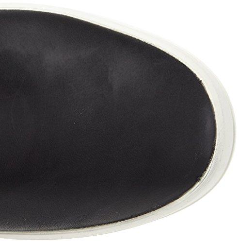 Napapijri Bottes De Glissement Dames De Chaussures De Dahlia Noir (noir)