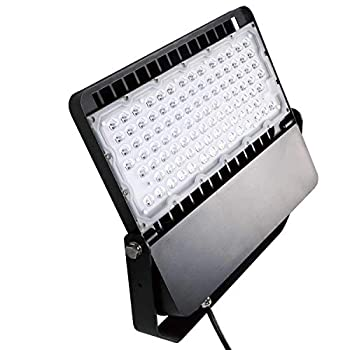 Image of AntLux LED Flood Light 200W Super Bright Stadium Lights, 26000LM, 5000K, Outdoor Parking Lot Shoebox Arena Courts Security Lighting Fixture, 1200W Equivalent, IP66 Waterproof LED Floodlight Home Improvements