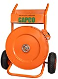 GAPCO T-200 Transformer Deluxe Steel / Poly Heavy Duty Strapping / Banding Cart / Dispenser up to 2'' Steel Strapping