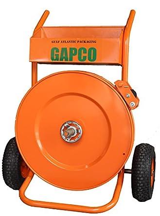 gapco T-200 transformador Deluxe acero/Poly dispensador de alta resistencia/Bandas de