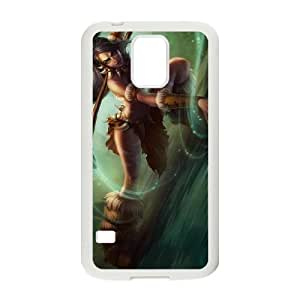 Samsung Galaxy S5 Cell Phone Case White League of Legends Nidalee Fcmn