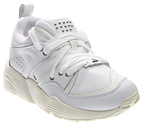 Puma Womens Blaze Of Glory Decor Sneaker, 8.5, White