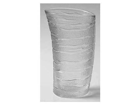 Studio Nova Samba Highball Glass 10 Vase Cleartextured Waves
