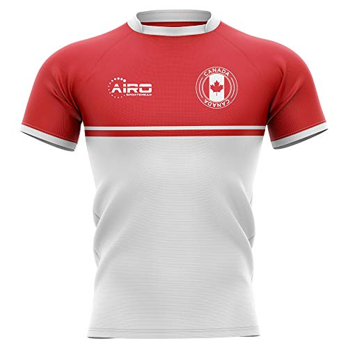 Airo Sportswear 2019-2020 Canada Training Concept Rugby Football Soccer T-Shirt Jersey