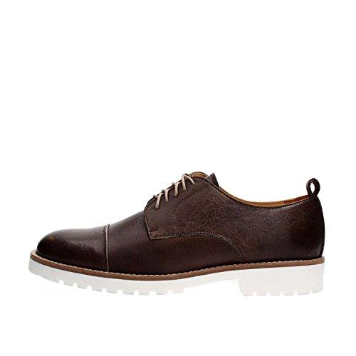 Red Carpet 833 Hiro Schuhe Schnür Herren Taupe
