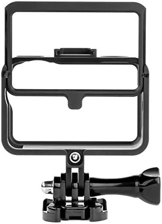 Quality Timemall Action Camera Accessories Aluminium Alloy Standard Border Frame Mount Protective Housing with Screw for DJI New Action