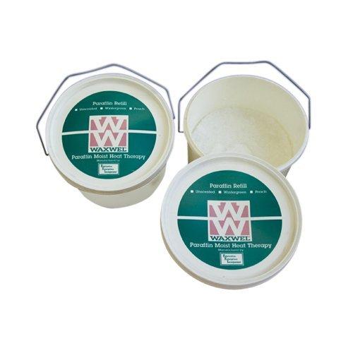 Waxwel Beads - WaxWel Beads Unscented Refill, 656 Ounce by WaxWel