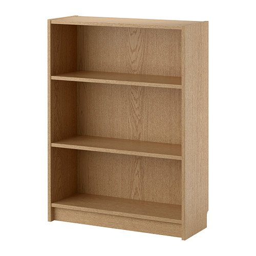 Regal ikea billy  IKEA BILLY - Bookcase, oak veneer - 80x28x106 cm: Amazon.co.uk ...