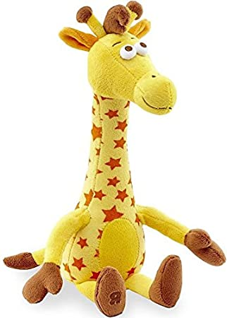 Amazon Com Toys R Us Plush 18 Inch Geoffrey Yellow Toys Games