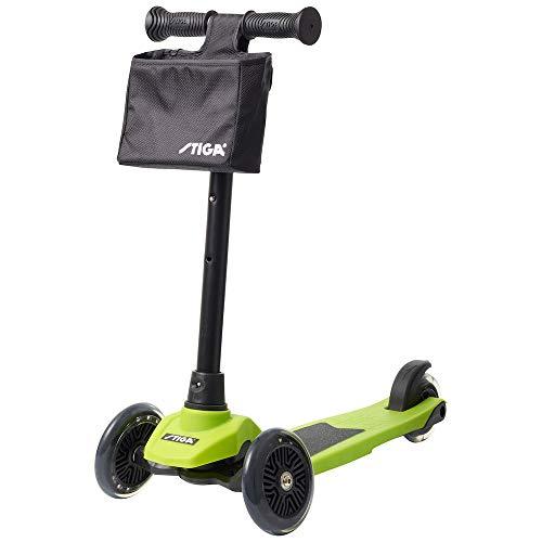 Stiga Mini Kick Supreme Scooter, Green, One Size