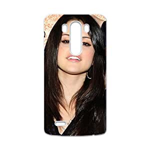SANLSI Selena Gomez Cell Phone Case for LG G3