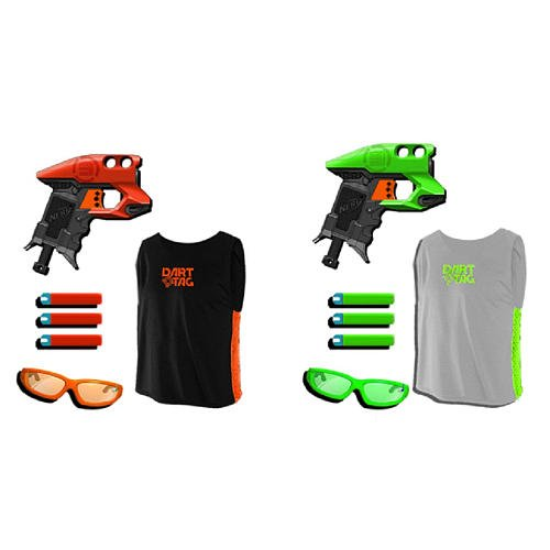 Hasbro NERF Dart Tag - Ultimate 2-Player Dart Duel Set