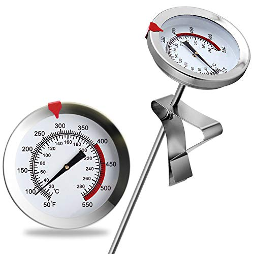 12 Mechanical Meat Thermometer