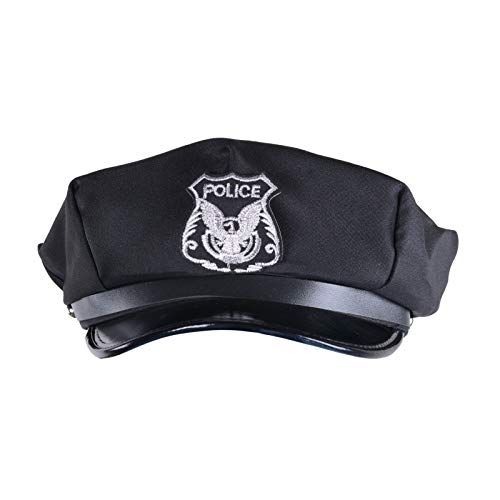 Wraith of East Women's Police Officer Costume Halloween Sexy Uniform Only Hat -