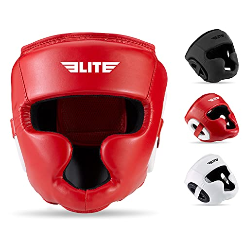 Elite Sports Best Celestial Head Guard, a Complete Package for MMA and Kickboxing Trainees, Muay Thai Boxing Safety Head…