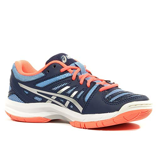 argento 4g corallo uk5 Fitness Asics Sneakers polvere oltre Young blu Uk13 Gel 5 qPX8O