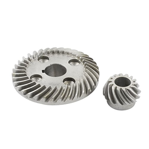 Electric Spiral Bevel Ring Pinion Gear Set for Hitachi 100 -