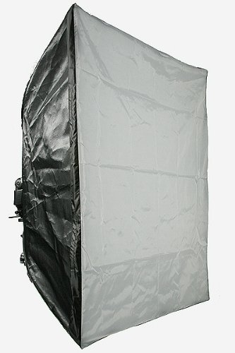 ePhoto 36'' x 36'' Photography Video Studio Softbox with Bowen Calument Travelite Speed Ring SB3636BW by ePhoto