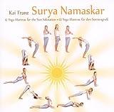 Surya Namaskar - 12 Mantras For The Sun Salutations