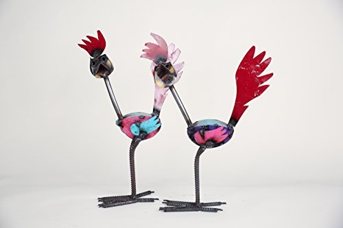 Roadrunner-Recycled Metal Animals- Art