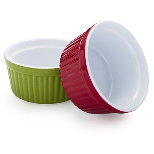 Sur La Table Green Holiday Ramekin 59354/DRK BLUE , Green   Buy Online In  UAE. | Products In The UAE   See Prices, Reviews And Free Delivery In  Dubai, ...