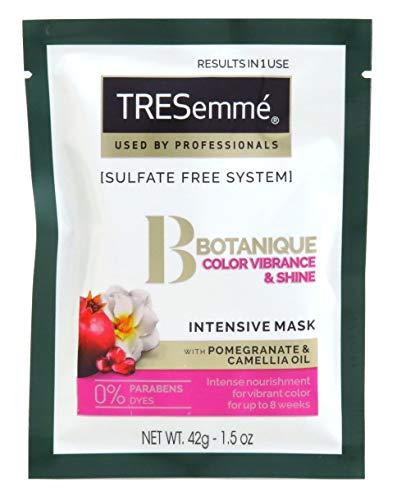Best Tresemme Hair Mask - Tresemme Mask Botanique Color Vibrance &