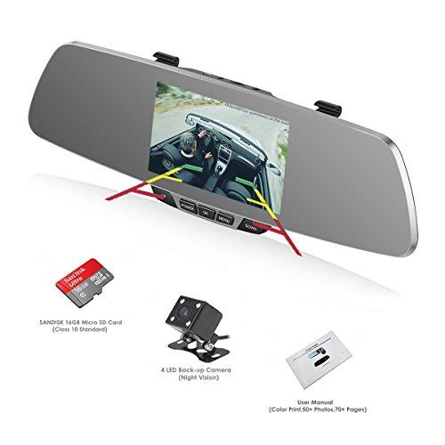 5 Inch Screen Cameras - 4