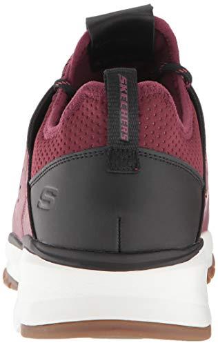 Homme Relven hemson Rouge Skechers Burgundy burgundy Baskets q710CCw