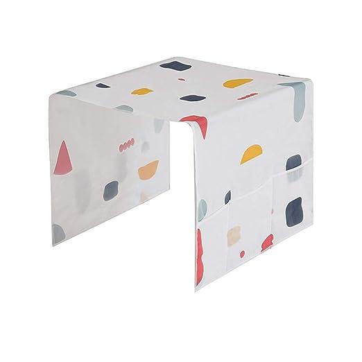 Aisoway Nevera Cubierta de Polvo Bolsa con Impermeable decoración ...