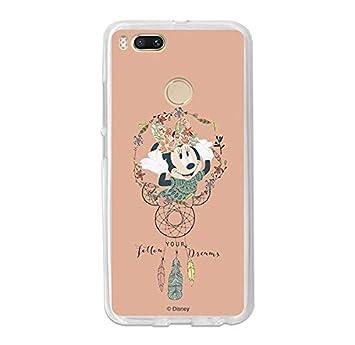 7c135751cf5 La Casa de Las Carcasas Carcasa Oficial Disney Minnie, Atrapasueños Xiaomi  Mi A1: Amazon.es: Electrónica