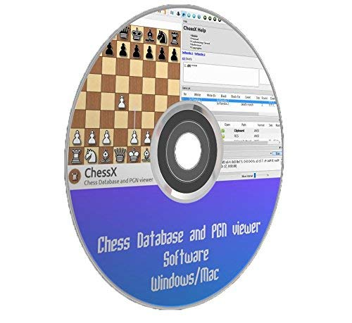 Chess PC Game Plan Strategize Train Database & Record Move PGN Viewer ChessX Windows Mac Software (The Best Chess Game For Pc)