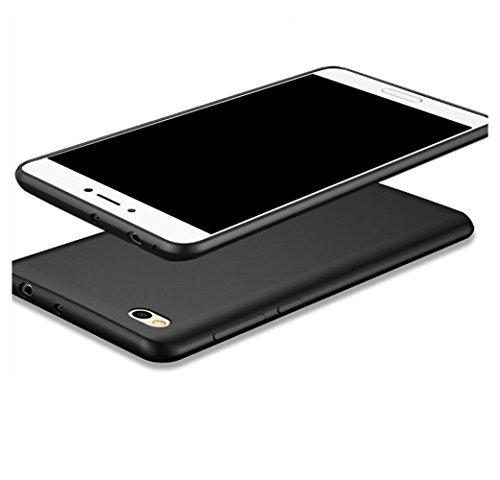 For Xiaomi Redmi 4X/4A/Note4X/ Mi 5C TPU Matte Full Cover Protective Back Case