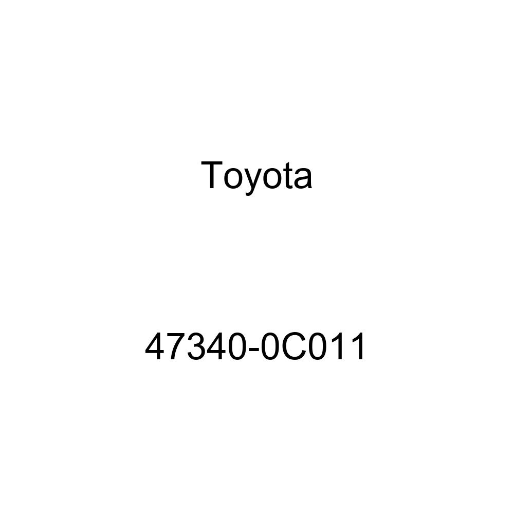 Genuine Toyota 47340-0C011 Flexible Brake Hose