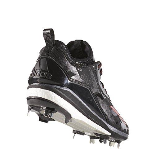 Adidas Energieboost Pictogram 2,0 Heren Honkbalcleats Kern Zwart / Macht Rood / Macht Rood