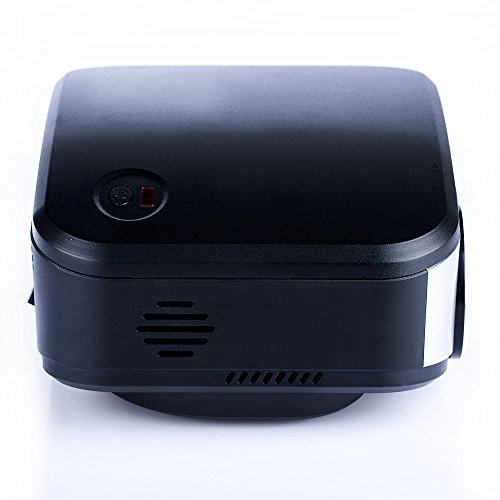 Usa free shipping prosshop led projector mini portable for Best wireless mini projector