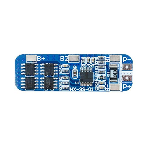 NEW 3S 12V 18650 10A BMS Charger Li-ion Lithium Battery Protection Board
