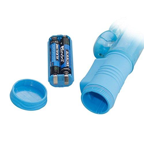 Ouneed Mujeres de masaje de sexo adulto juguete Azul