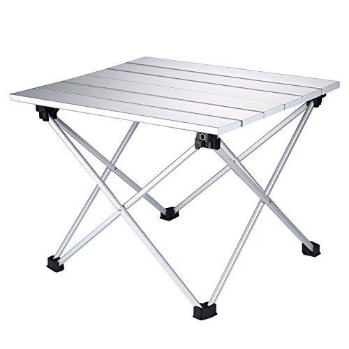 Tavoli Da Giardino In Alluminio Pieghevoli.Tavolo Pieghevole Da Picnic Giardino Scrivania In Alluminio M