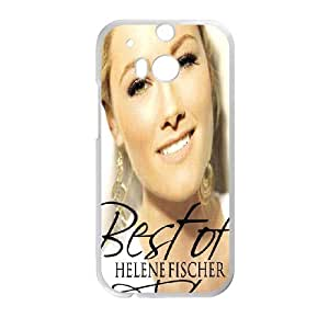 Custom Phone Case Helene Fischer For HTC One M8 A54818