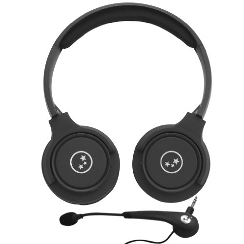 Able Planet TL210M Clear Voice Telecom/Cellular Stereo Headphone with LINX Microphone