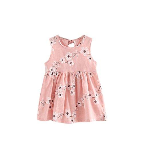 Voile Sleeveless Dress - 3