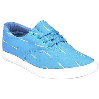 Hipster Mens Slasher Skate Shoe, Blue, 9 D(M) US