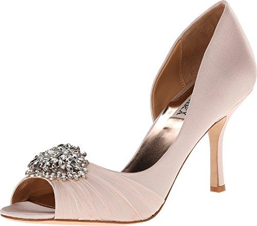 badgley-mischka-pearson-light-pink-satin-high-heels