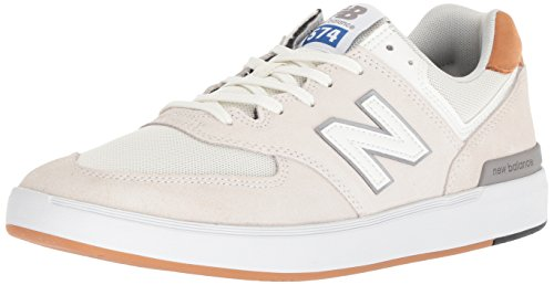 New Balance - AM574BLG Infradito Colorati Estivi, Con Finte Perline