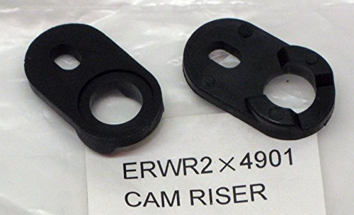 - Door Cam Riser 2 Pack, for General Electric GE WR2X4901
