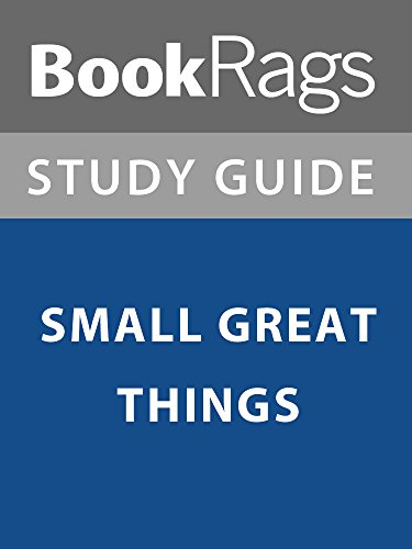 Amazoncom Summary Study Guide Small Great Things Ebook